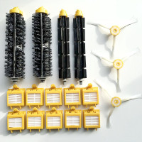 High Quality Replacement Filters Brush Kit For IRobot Roomba Vacuum 700 Series 760 770 780