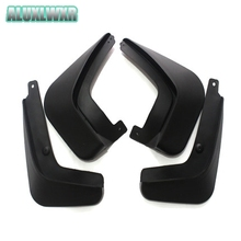 2016 2017 2018 Mudflaps Splash Guards Mud Flap Mudguards Fender Front Rear Molded Car Mud Flaps 4PCS Fit for Lifan Marveii Myway