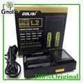 GOLISI Digicharger Ni-MH Cargador de Batería Universal para e-cigarro L2/18650/26650 para el cigarrillo electrónico vape vs NITECORE D2
