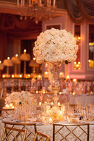 Crystal Wedding Centerpiece acrylic Flower Vases Table Decoration 10pcs/lot