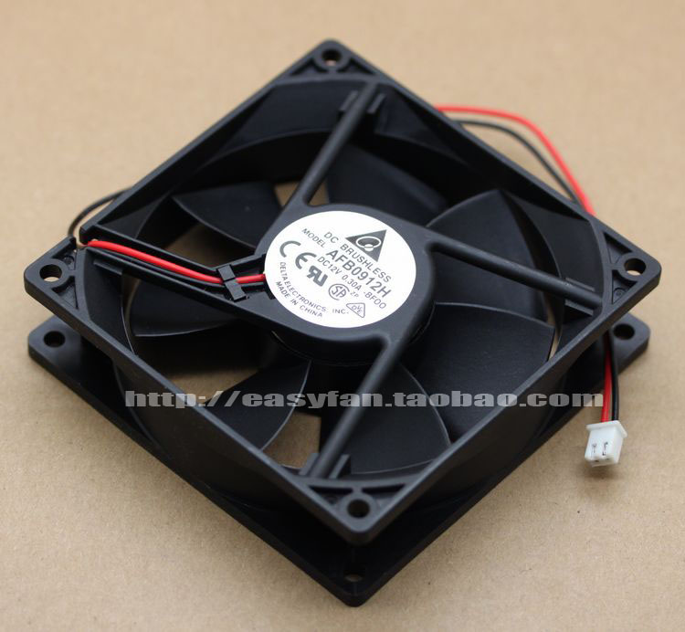 9025 12V 0.30A 9CM air volume server computer chassis fan AFB0912H