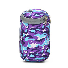 2016 6 color New arrival 7.8inch sports bag Running Jogging GYM Protective Phone Bag Outdoor hand bag for camping hiking