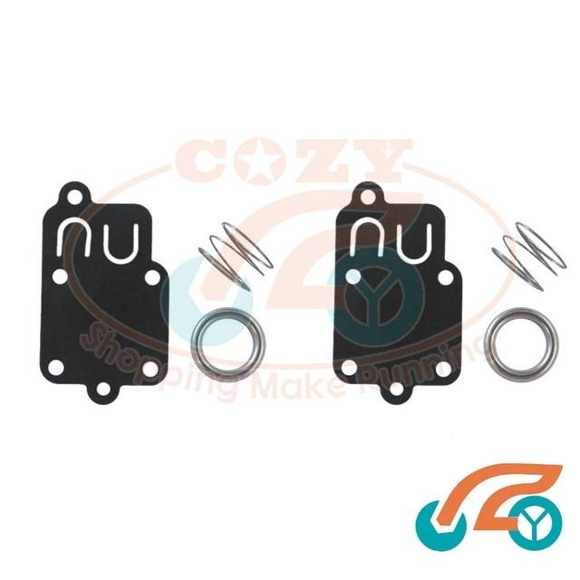 US $5 86 |2PCS Carb Carburetor Diaphragm kit for Briggs Stratton 270026  4157 4168 5021 5021A 5021B 5021C 5021D 5021H 3 thru 5 Hp Tiller-in  Chainsaws