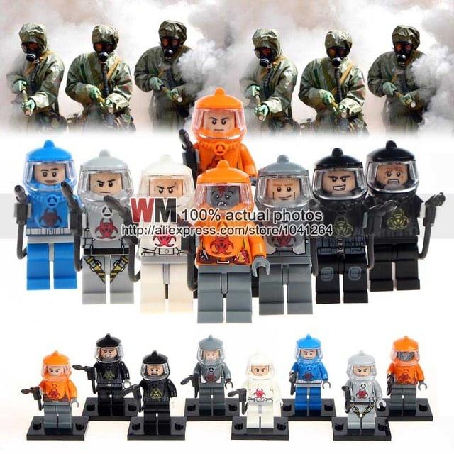 Строительные блоки Одиночная Продажа Супер Герои защитную команду членов серии кирпичи набор модель рождественские игрушки для детей PG8081
