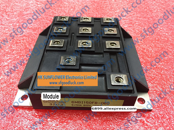 100% Quality 6mbi150fb-060 Transistor Igbt Module N-ch 600v 150a Case M618 Free Shipping