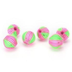Image 5 - 6 ピース/パックマジック脱毛洗濯ボールの服パーソナルケア毛玉洗濯機の洗浄ボール