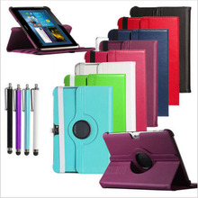 360 Degree Rotating PU Leather Cover For Samsung Galaxy Note 800 Case For Samsung Galaxy Note 10.1 N8000 N8010 N8020 Case 10.1″