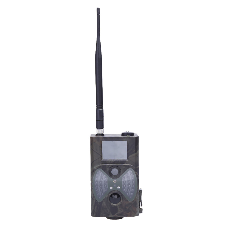 New HC-300M scouting hunting HD GPRS MMS Digital Infrared Trail GSM IR Camera ISP