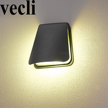 Modern creative fan imitation luminaria led aluminium art light fixtures wall lamps for kitchen study bathroom machinability study of aluminium silicon alloy