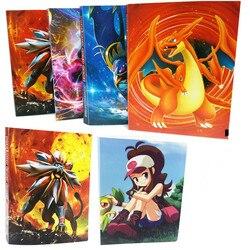 Carte Pokemon Albums 8 poche/PAGE 112 cartes COLLECTOR dossier Album enfants cadeau