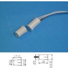 5 sztuk MC 33B NC i nie ma wbudowany szczeliny magnetycznej przełącznik do drzwi i okna czujnik dla bezpieczeństwa w domu Alarm włamywacz system ostrzegania