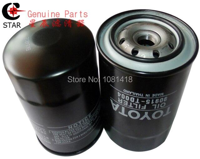 TOYOTA Oil Filter 90915-TD004 15601-41010 for Hiace H10 H20, Land Cruiser