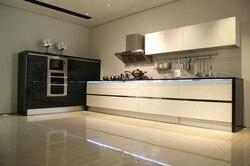 Австралия Стиль Индивидуальные весь набор лак кухонные шкафы
