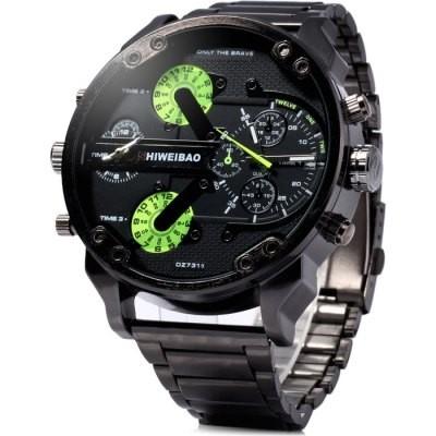 Shiweibao Nova Marca De Couro Dos Homens Relógio Do Esporte de Quartzo Relógios Para Homens Masculino Casual Relógio Homem Relógio Militar Relogio masculino Horas