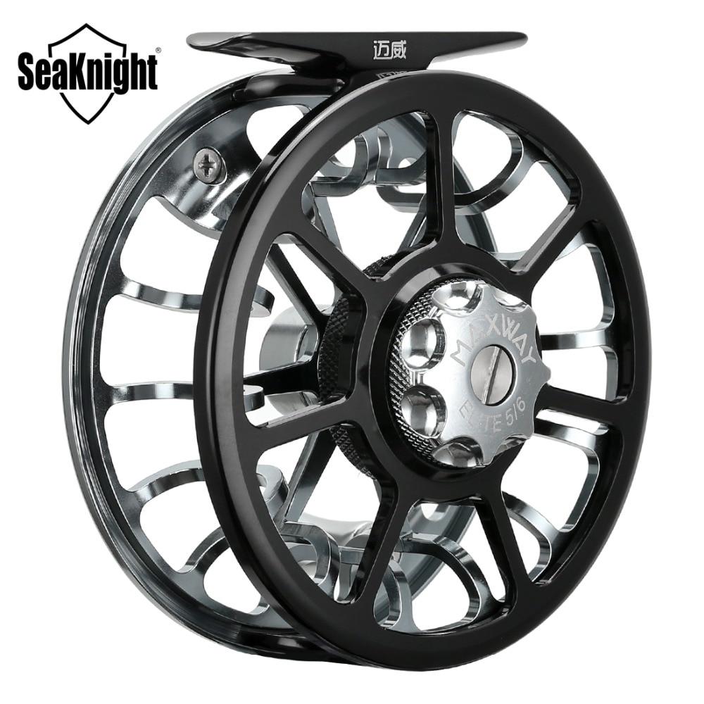 SeaKnight MAXWAY Elite 5 6 Fly Fishing Wheel 3BB 1 1 146g Ultra light Full Metal