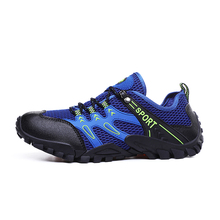 Men Outdoor Sneakers Breathable Hiking Shoes Women Sandals Trekking Trail Water 39-45