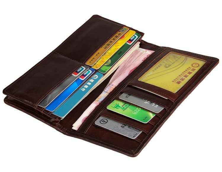 Натуральная кожа кофе + коричневый + черный женский кошелек держатель карты несколько кошелек унисекс кошелек фото держатель Деньги Сумка 8090-2C