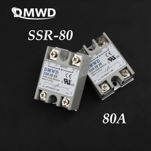 AA SSR-80 80A DMWD VA DA Industrial Solid State Relay Module