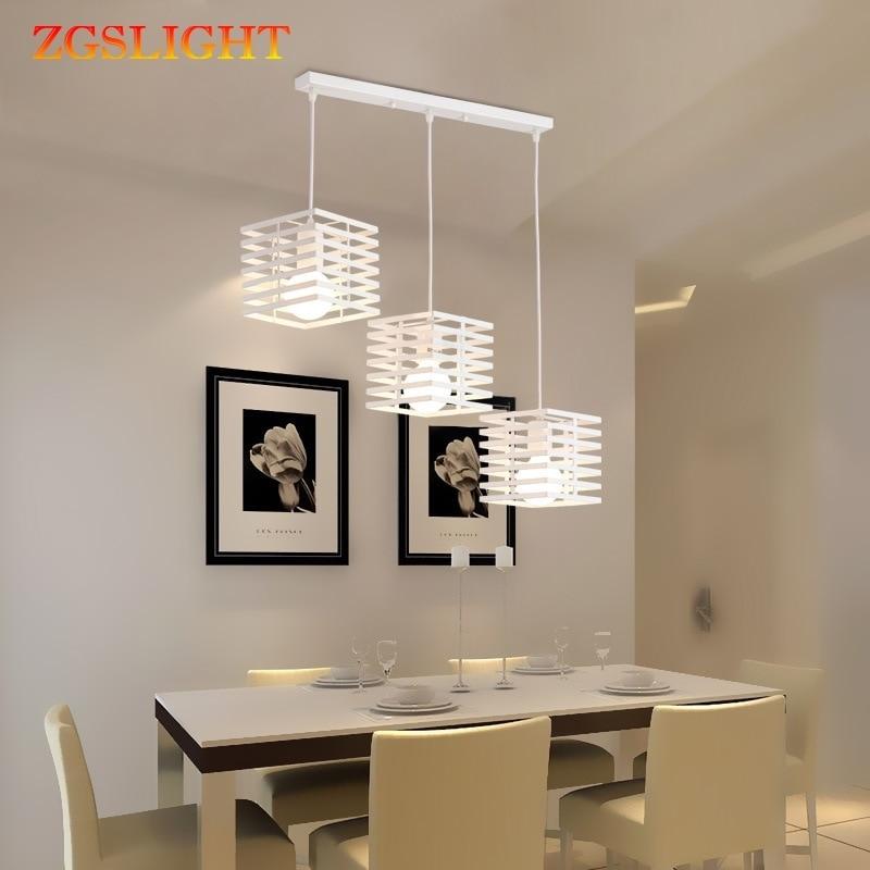 Modern Pendant Ceiling Lamp For Kitchen Pendant Lights Hanglamp Nordic Hanging Dining Table Led Light Fixture Luminaire Pendant Lights Aliexpress