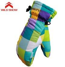 Outdoor Gloves Snow Female