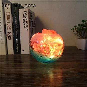 Einfache moderne kreative Himalaya salz kristall lampe schlafzimmer nacht  Nachtlicht geburtstag geschenk lampe freies verschiffen