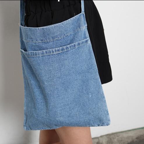 Aliexpress.com : Buy EXCELSIOR 2016 Women Denim Messenger Bags ...