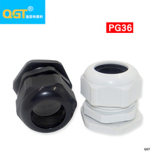 1pcs High Quality IP68 PG36 Waterproof Nylon Cable Gland