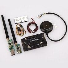 RCTIMER 433 Mhz 915 Mhz ArduFlyer 2.5.2 LEA-6H GPS UAV Sistema de Piloto Automático Versión SP