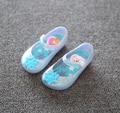 Hot Sale Baby Boys/Girls Summer Cute Cat Rubber Jelly Sandals Kids Mini Melissa Children Beach Sandalias Shoes Chaussure Fille