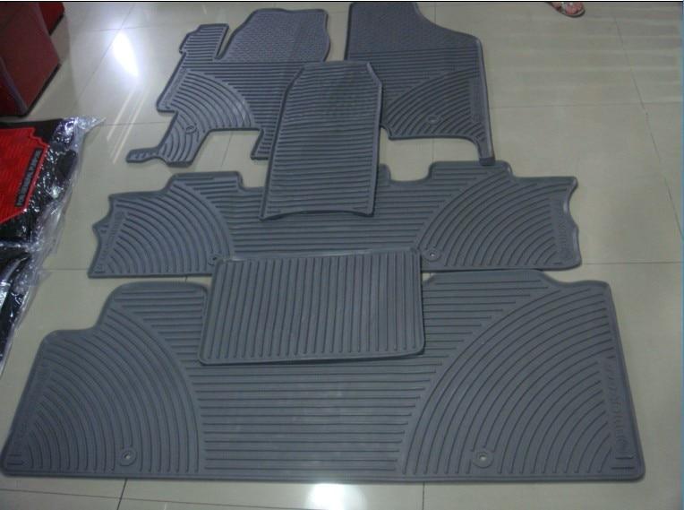 dedicated no odor waterproof rubber feet green latex car floor mats forgl8 7 seats cars sports. Black Bedroom Furniture Sets. Home Design Ideas