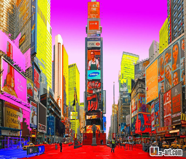 Buy hot sale colorful art canvas prints for Art and craft stores nyc