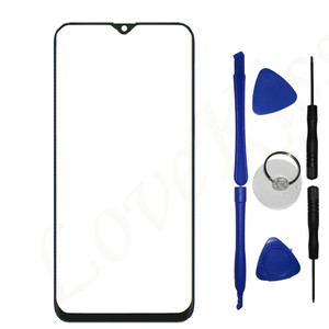 Image 2 - Touchscreen For Samsung Galaxy A10 A20 A30 A40 A50 A70 A80 A90 M10 M20 M30 Touch Screen Front Panel Glass Not LCD Display Sensor