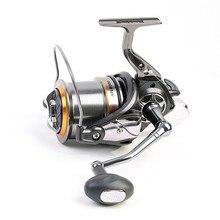 Hot wheels fish spinning reel Big Full Metal Body size 8000 10000 12000 Classic Style carretilhas de pescaria fishing reel