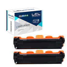 LCL  TN1050 TN 1050 TN-1050(2-Pack)Toner Cartridge Compatible for Brother 1110/1110R/1112/1112R/1810/1810R/1815/1815R/1510/1510R