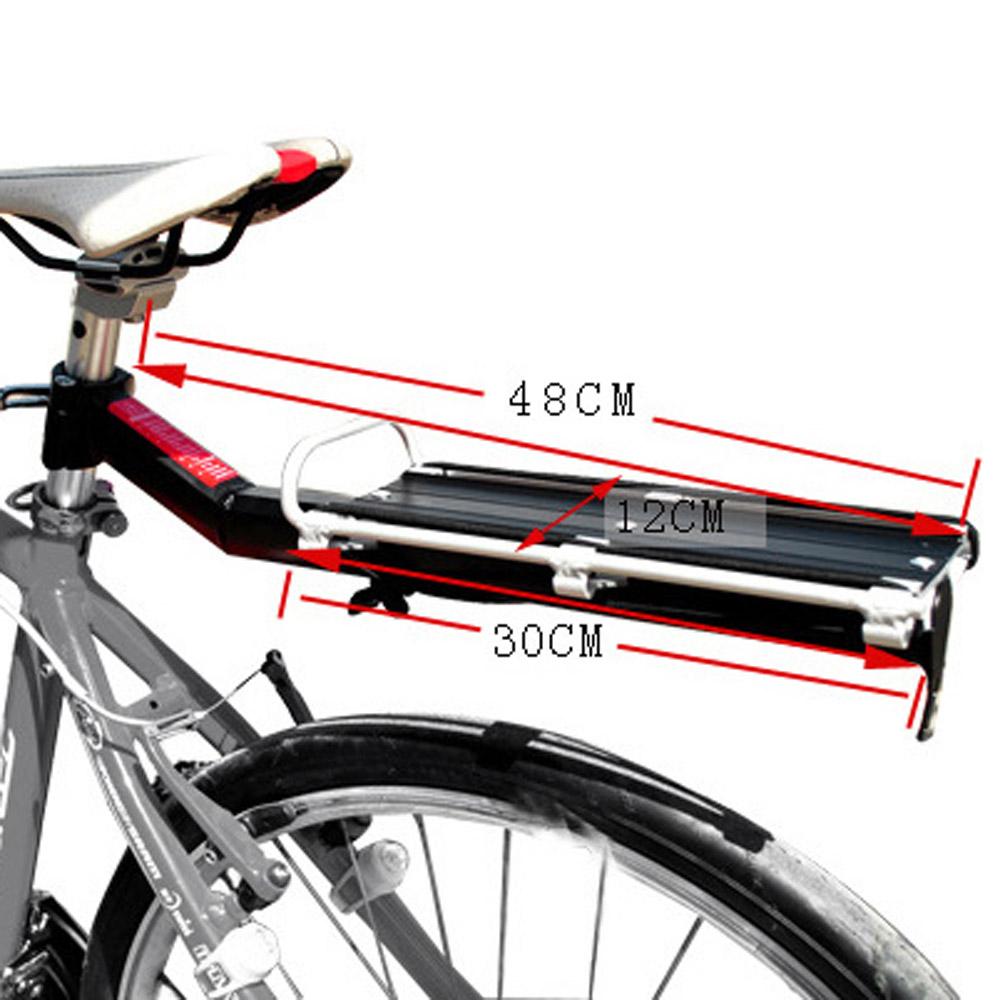 Prix pour Vélo Porte-Bagages Cycle porte-Bagages Footstock V Disque De Frein Vélo Béquille Rack Accessoires Vélo Équipement