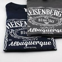 Breaking Bad Heisenberg T-Shirt SAY MY NAME