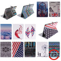 PU Leather Protective Case Cover for Samsung Galaxy Tab S 10.5 T800 T805 Tablet PC 10 Beautiful pattern Y4a36D