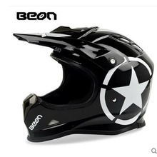 New arrive BEON off road motocorss helmet cascos capacete Motorcycle helmet  ECE approved dirt bike downhill helmet