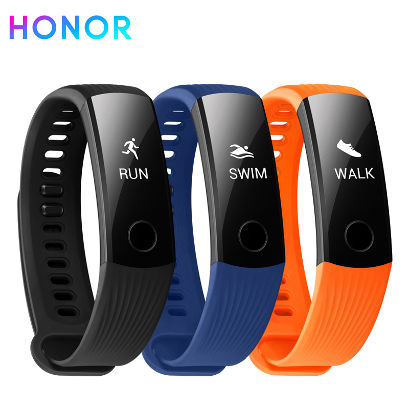 Huawei Honor Band 3 Smart Band Real time Heart Rate Monitoring 50 meters Waterproof for Swimming Fitness Tracker for Android iOS-in Smart Wristbands from Consumer Electronics on Aliexpresscom  Alibaba Group