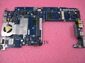 yourui BA92-05555B L100H2 For Samsung NP-N120 N120  Motherboard with N270 CPU mainboard full test