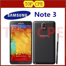 N9005 Unlocked Original Samsung Galaxy Note 3 N9000 N900 Mobile phone Quad Core RAM 3GB 13MP WiFi GPS Refurbished Andriod Phone