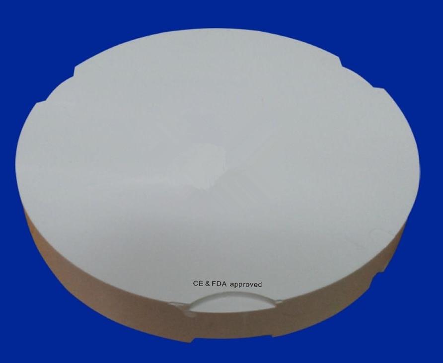 95x14mm Dental Zirkon Zahn Zirconia CAD CAM Block,High/Super Translucency