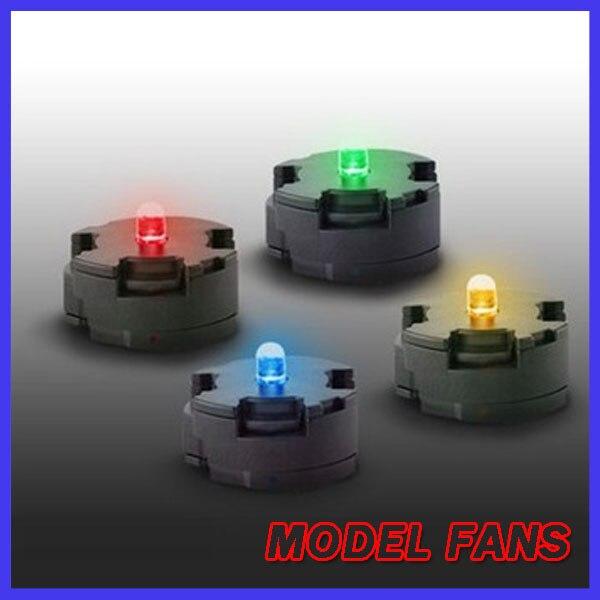 MODEL FANS LED Lights High Quality Version Yellow / Green / Red / Blue/ Assembled Gundam Model Robot