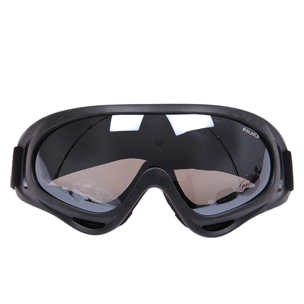 Herobiker Лыжный Сноуборд Велоспорт Airsoft Пейнтбол ветрозащитный Очки очки мотоцикл Мотокросс Байк Off-Road очки x400