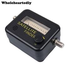 Digital Satellite Finder Meter FTA LNB DIRECTV Signal Pointer SATV Satellite TV