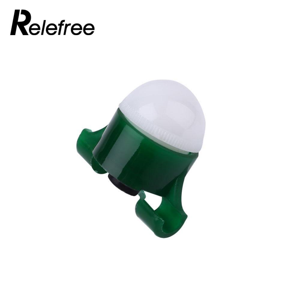 Relefree Fishing Alarm 2 In 1 Clip on Bite Alarm Fishing rod Tools Outdoor Fishing Alarm LED Electronic Fish Bite Alarm цена