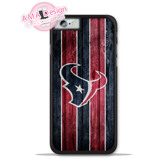 Houston Texans Football Fans Phone Cover Case For Apple iPhone X 8 7 6 6s Plus 5 5s SE 5c 4 4s For iPod Touch