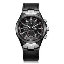 Часы люксовый бренд Мужчины модные классические спортивные мужские кварцевые наручные часы Relogio masculino водонепроницаемый 100 м CASIMA #8880