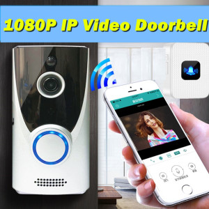 UCYBO wifi video doorbell 1080