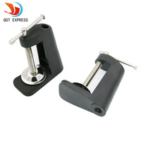 Free Shipping LED Clincher Desk Lamp Clip Base Tube Lamp Adjustable Clip Clamp To Lamps Accessories